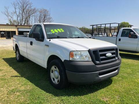 2008 Ford F-150 for sale at Vehicle Network - LEE MOTORS in Princeton NC