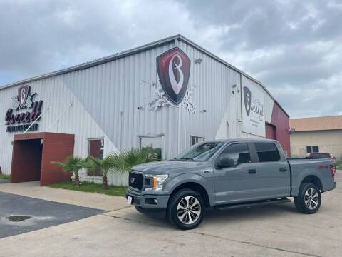 2019 Ford F-150 for sale at Barrett Auto Gallery in San Juan TX