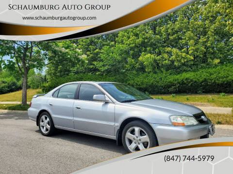 2003 Acura TL for sale at Schaumburg Auto Group in Schaumburg IL