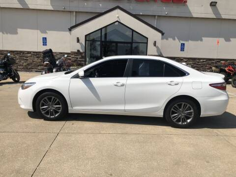 2017 Toyota Camry for sale at Head Motor Company - Head Indian Motorcycle in Columbia MO