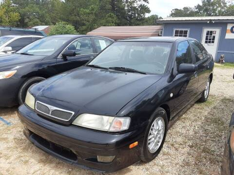 2002 Infiniti G20 for sale at Malley's Auto in Picayune MS