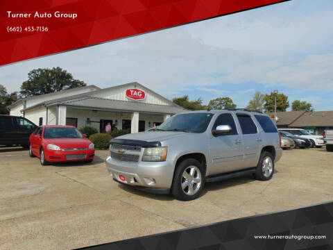 2011 Chevrolet Tahoe for sale at Turner Auto Group in Greenwood MS