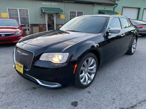 2018 Chrysler 300 for sale at ASHLAND AUTO SALES in Columbia MO