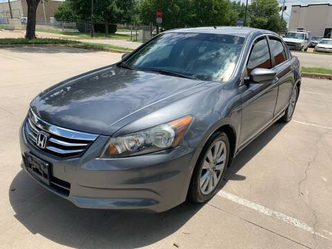 2011 Honda Accord for sale at Sima Auto Sales in Dallas TX