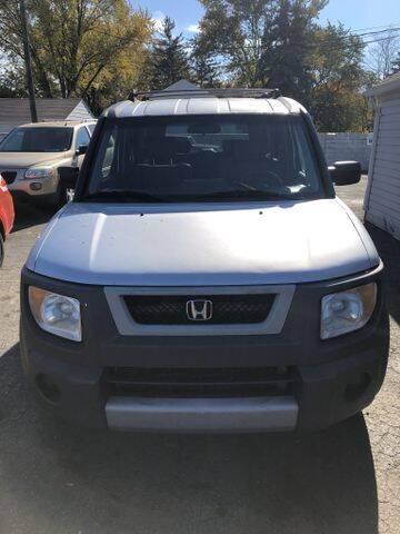 2003 Honda Element for sale at Al's Linc Merc Inc. in Garden City MI