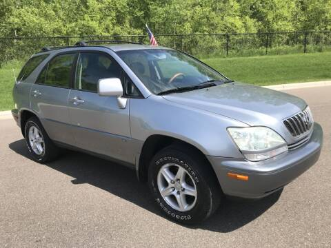 2001 Lexus RX 300 for sale at Angies Auto Sales LLC in Newport MN