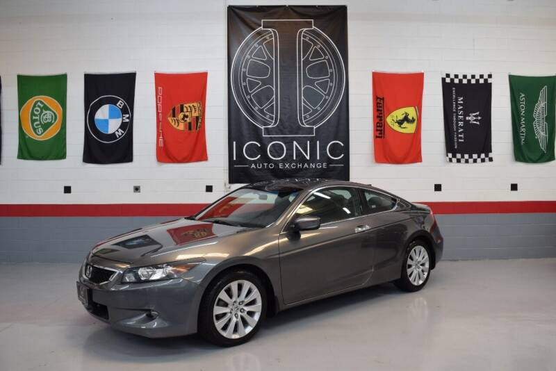 2009 Honda Accord for sale at Iconic Auto Exchange in Concord NC