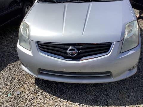 2010 Nissan Sentra for sale at Moose Motors in Morganton NC