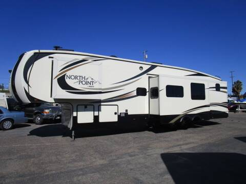 2017 Jayco North Point Luxury 375BHFS LY