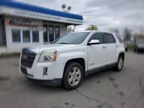 2013 GMC Terrain for sale at E.L. Davis Enterprises LLC in Youngstown OH