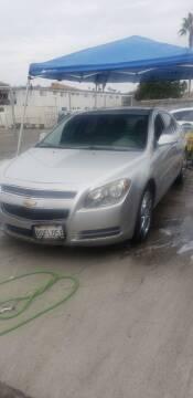 2012 Chevrolet Malibu for sale at CABO MOTORS in Chula Vista CA