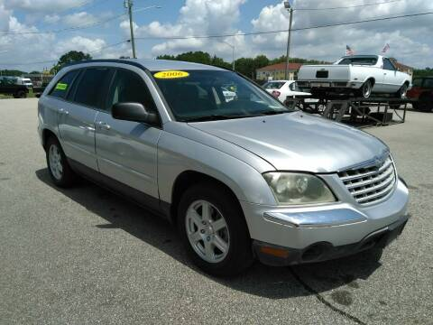2006 Chrysler Pacifica for sale at Kelly & Kelly Supermarket of Cars in Fayetteville NC