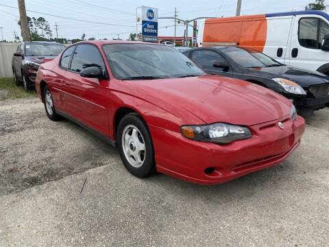 2004 Chevrolet Monte Carlo for sale at Direct Auto in D'Iberville MS
