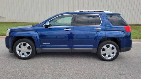 2010 GMC Terrain for sale at TNK Autos in Inman KS