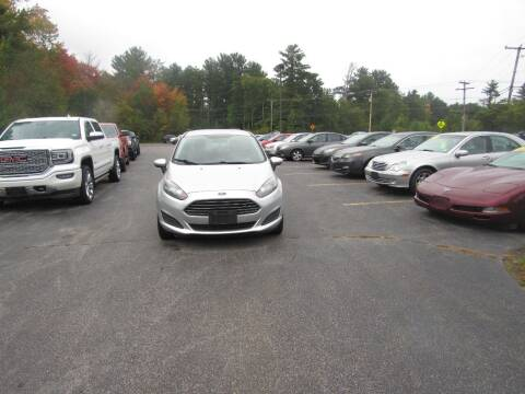 2014 Ford Fiesta for sale at Heritage Truck and Auto Inc. in Londonderry NH