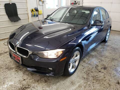 2014 BMW 3 Series for sale at Jem Auto Sales in Anoka MN