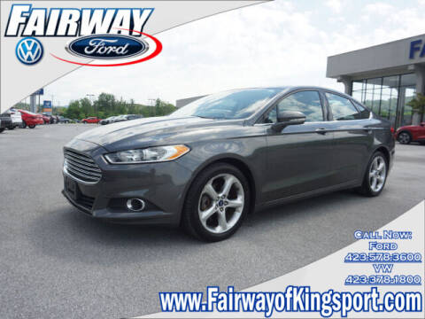 2016 Ford Fusion for sale at Fairway Volkswagen in Kingsport TN