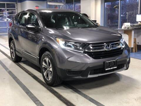 2018 Honda CR-V for sale at Simply Better Auto in Troy NY