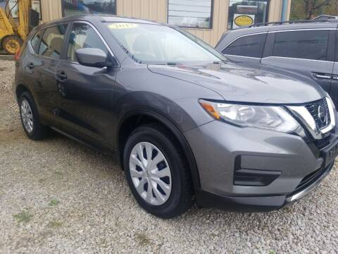 2017 Nissan Rogue for sale at W V Auto & Powersports Sales in Cross Lanes WV