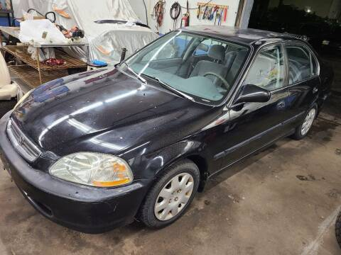 1998 Honda Civic for sale at Devaney Auto Sales & Service in East Providence RI