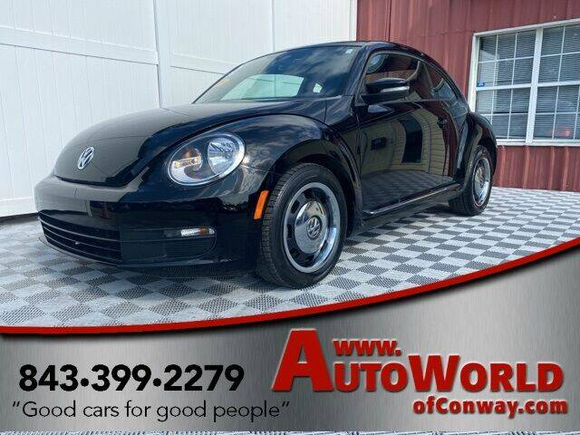 2012 Volkswagen Beetle for sale in Conway, SC