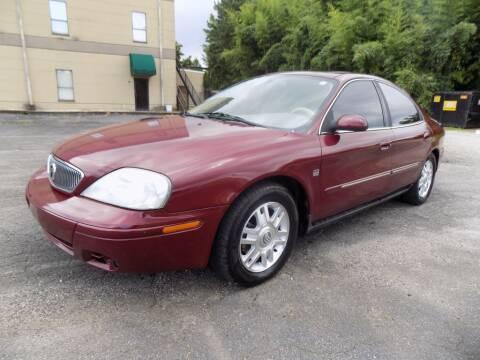 2005 Mercury Sable for sale at S.S. Motors LLC in Dallas GA