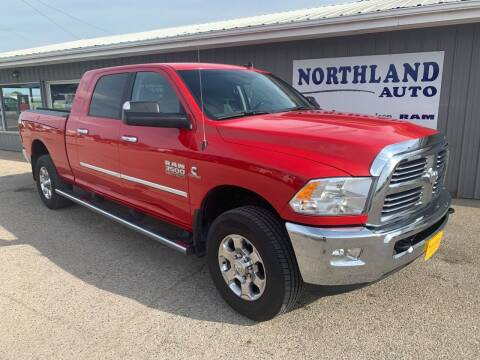 2017 RAM Ram Pickup 3500 for sale at Northland Auto in Humboldt IA