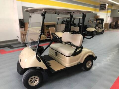 2016 Yamaha Fuel Injected Golf Car for sale at Curry's Body Shop in Osborne KS
