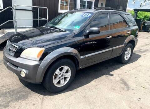 2004 Kia Sorento for sale at JacksonvilleMotorMall.com in Jacksonville FL