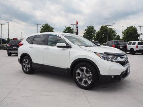 2019 Honda CR-V for sale at SIMOTES MOTORS in Minooka IL