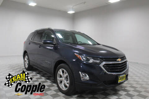 2018 Chevrolet Equinox for sale at Copple Chevrolet GMC Inc in Louisville NE
