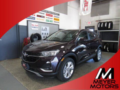 2020 Buick Encore GX for sale at Meyer Motors in Plymouth WI