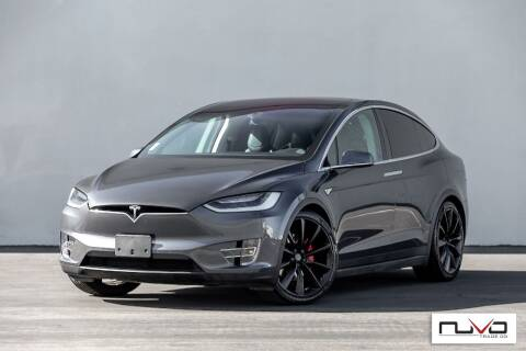 2016 Tesla Model X for sale at Nuvo Trade in Newport Beach CA