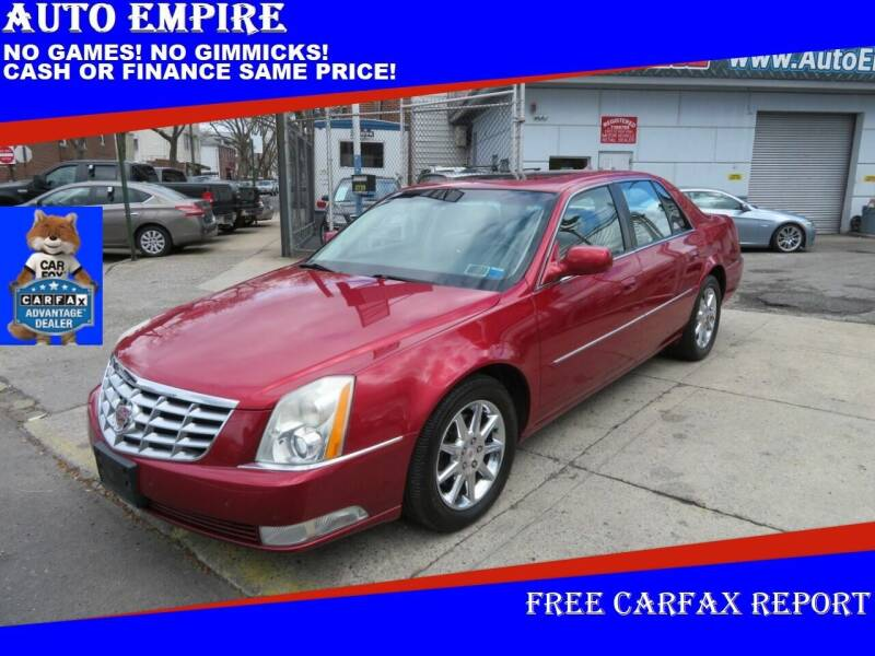2010 Cadillac DTS for sale at Auto Empire in Brooklyn NY