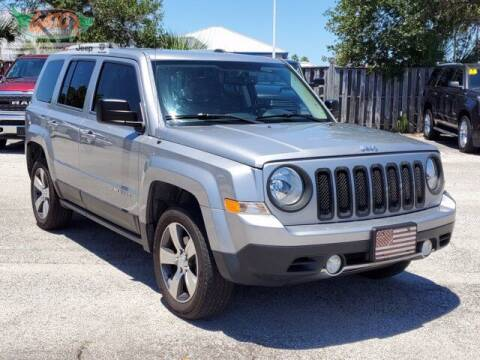 2016 Jeep Patriot for sale at GATOR'S IMPORT SUPERSTORE in Melbourne FL