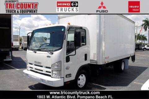 2016 Isuzu NPR for sale at TRUCKS BY BROOKS in Pompano Beach FL