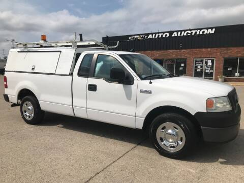2008 Ford F-150 for sale at Motor City Auto Auction in Fraser MI
