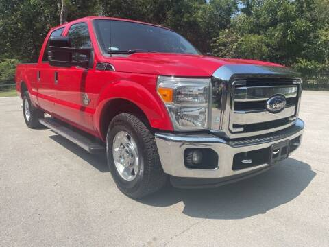 2011 Ford F-250 Super Duty for sale at Thornhill Motor Company in Lake Worth TX