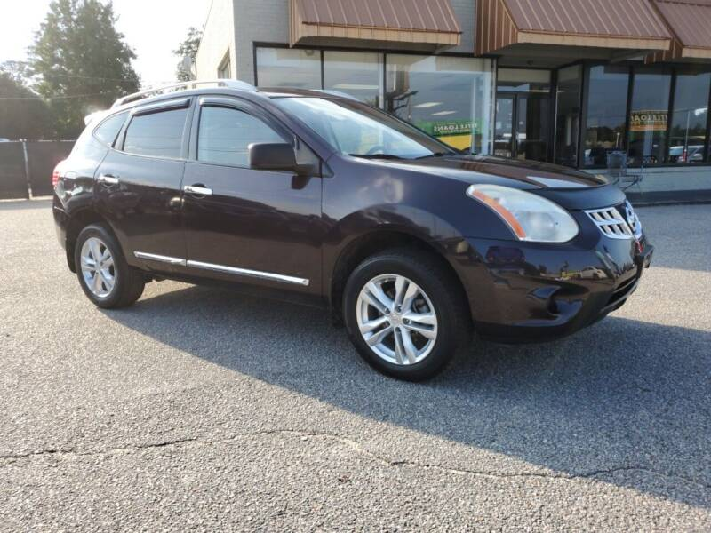2013 Nissan Rogue for sale at Ron's Used Cars in Sumter SC