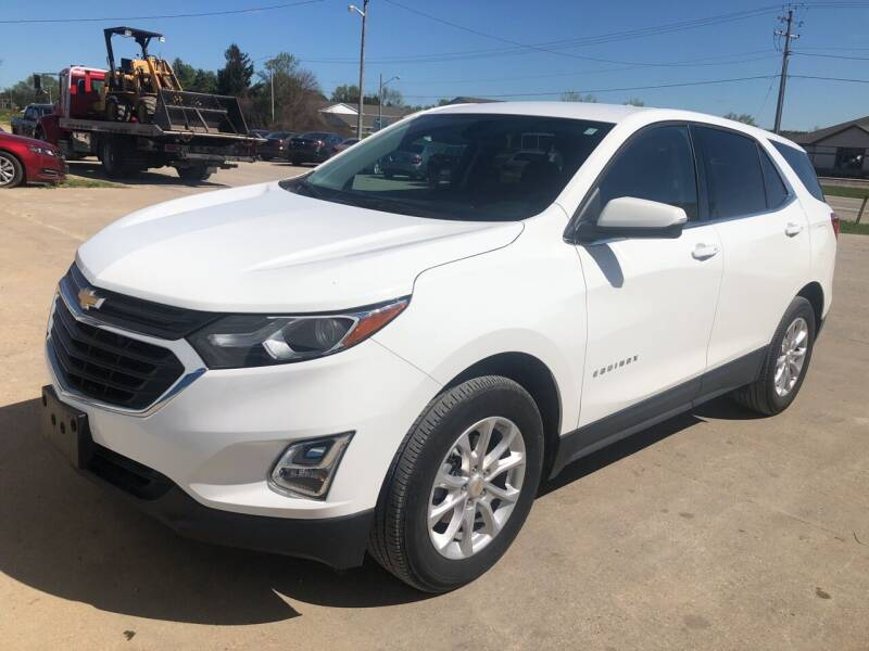 2019 Chevrolet Equinox for sale at Don's Sport Cars in Hortonville WI
