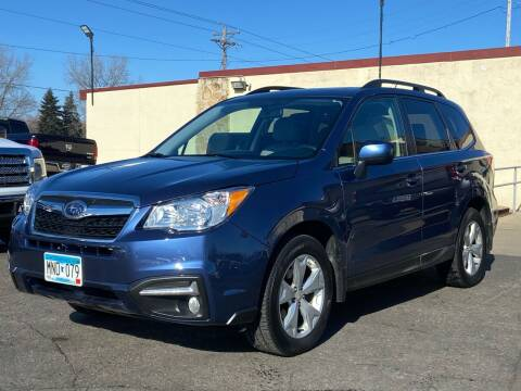 2014 Subaru Forester for sale at North Imports LLC in Burnsville MN