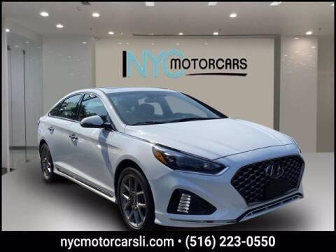 2018 Hyundai Sonata for sale at NYC Motorcars in Freeport NY