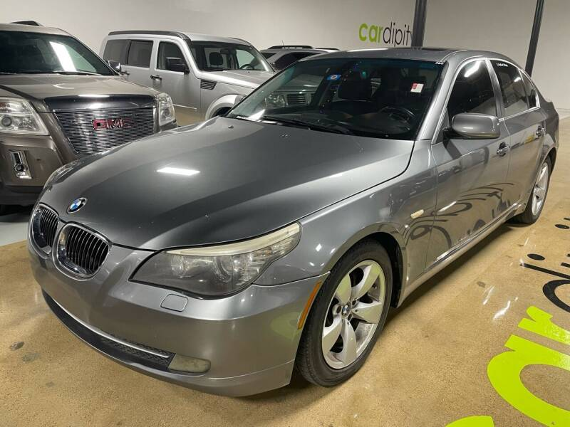 2008 BMW 5 Series for sale at Cardipity in Dallas TX