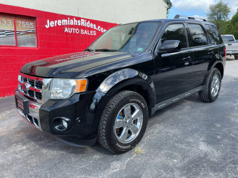 2010 Ford Escape for sale at Jeremiah's Rides LLC in Odessa MO
