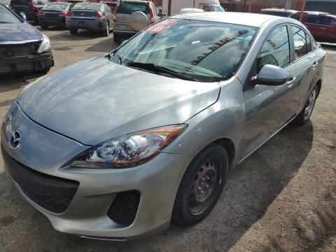 2012 Mazda MAZDA3 for sale at JIREH AUTO SALES in Chicago IL