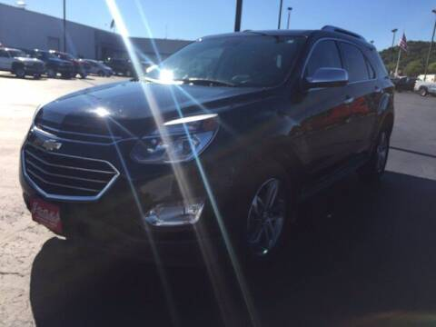 2017 Chevrolet Equinox for sale at Jones Chevrolet Buick Cadillac in Richland Center WI