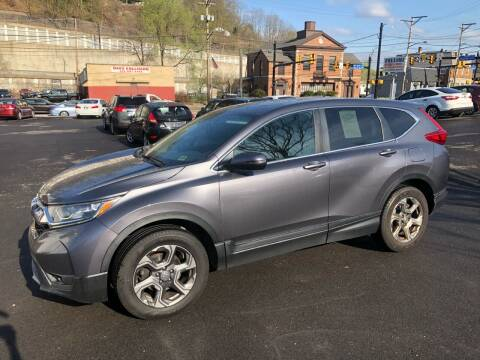 2017 Honda CR-V for sale at Fellini Auto Sales & Service LLC in Pittsburgh PA