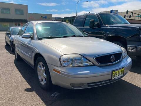 2003 Mercury Sable for sale at Aberdeen Auto Sales in Aberdeen WA