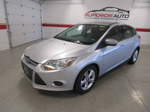 2014 Ford Focus for sale at Superior Auto Sales in New Windsor NY