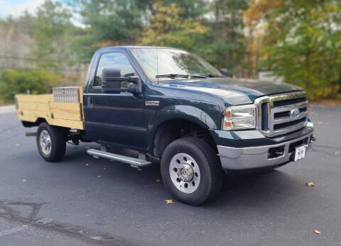 2006 Ford F-250 Super Duty for sale at Flying Wheels in Danville NH